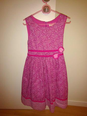 Vestido menina 8-9 anos