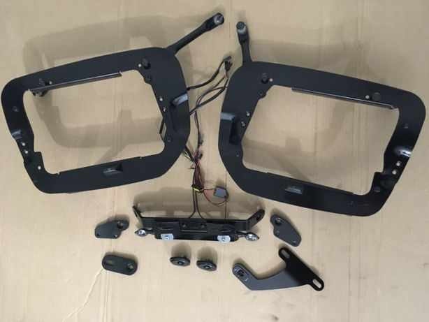 Stelaż kufrów bocznych Suzuki Bandit