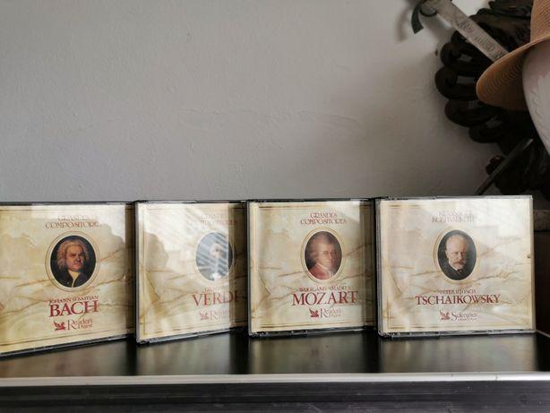 Conjunto de CDs de Música clássica