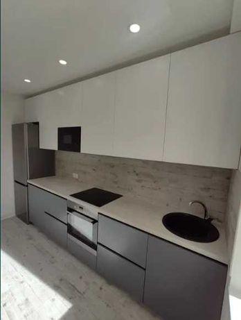 Новый дом, инд отопление, 43м2, евроремонт!