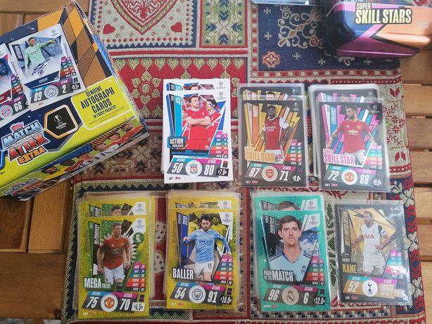 Topps Match Attax Extra 2020/21 (Cromos Futebol/Cards Futebol)