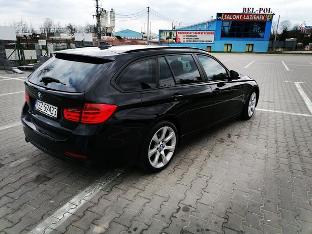 BMW 318d F31 2013r 264 000km
