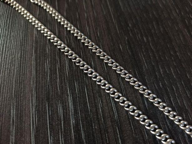Modny łańcuszek PANCERKA męski SREBRNY srebro 925 wysyłka
