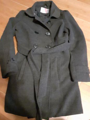 Zimowy płaszcz S/M