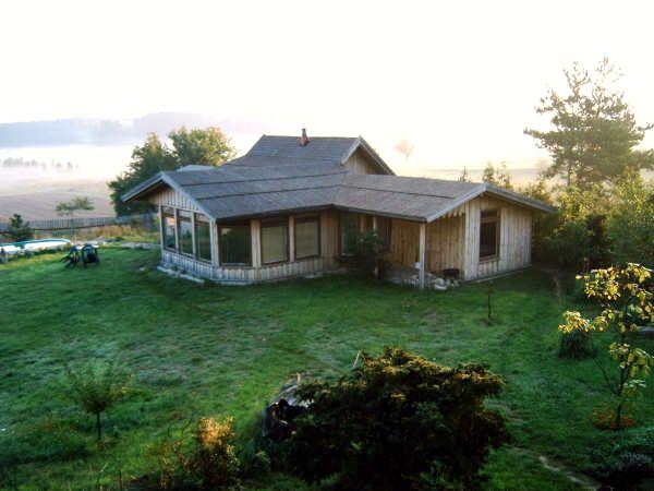 BAMBUSERIA KAMPINOS - agroturystyka, sauna, 30km. od Warszawy