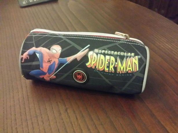 Estojo Spiderman Marvel Oficial