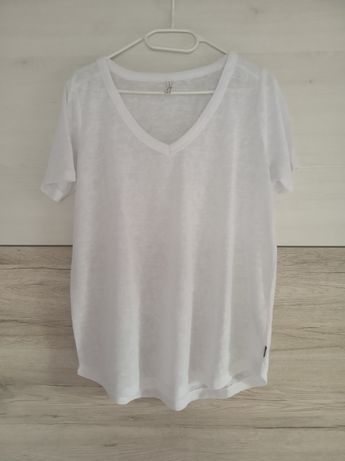 Biała koszulka Xl Reserved