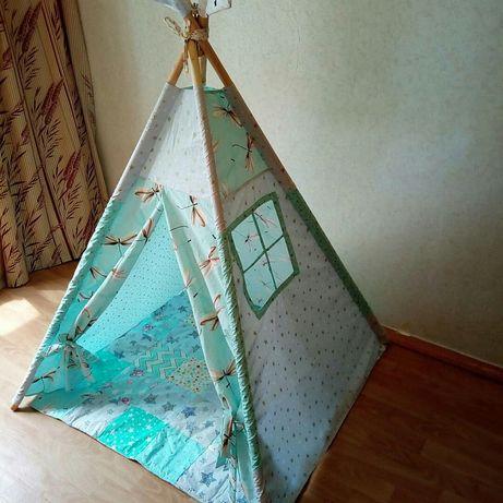 Вигвам, Детская палатка, игровой домик
