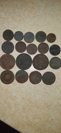 Монеты Лот цена за все