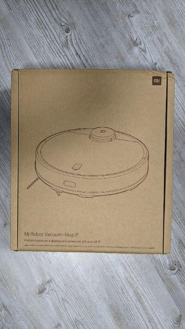 Mi Robot Vacuum-Mop P (Робот-пылесос. с функцией влажной уборки Mi P)