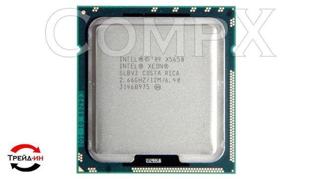 LGA1366! Процесор Intel Xeon X5650 CompX! Гарантія!