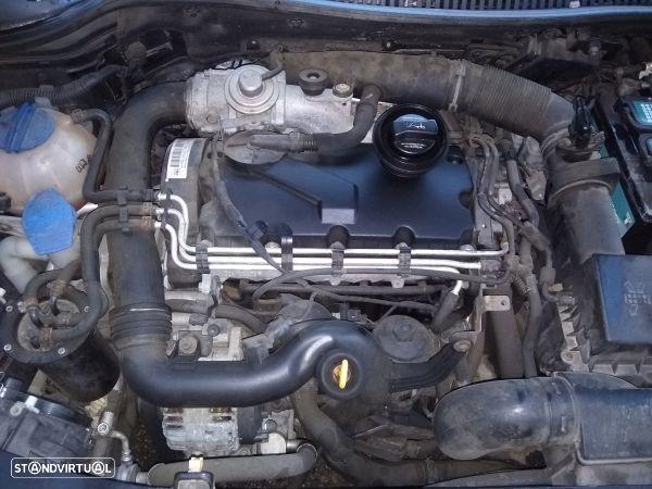 Motor Completo Seat Leon (1P1) Bxe