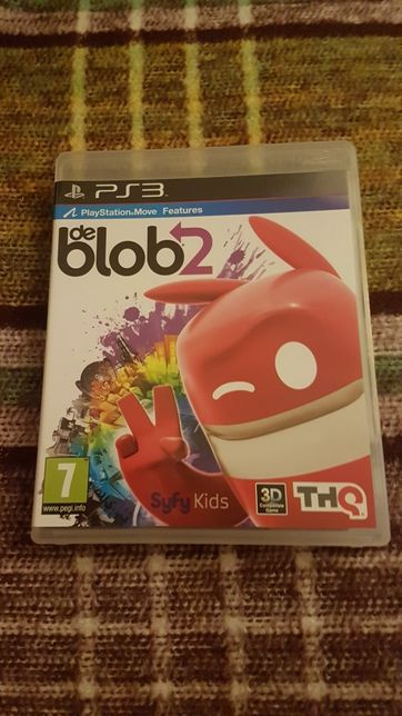 The Blob 2 - fajna rodzinna platformówka
