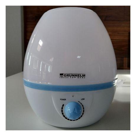 Увлажнитель воздуха + LED подсветка ночник GRUNHELM GHF026 25 Вт ультр