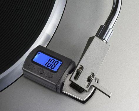Высокоточные весы для точной регулировки давления иглы на пластинку