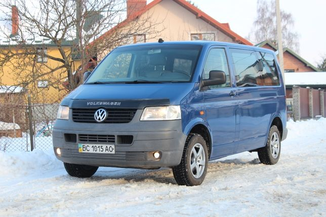 Volkswagen T5 (Transporter) пассажир . 2004