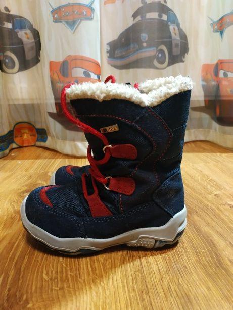 Ботинки зима Elefanten р.23 на мальчика