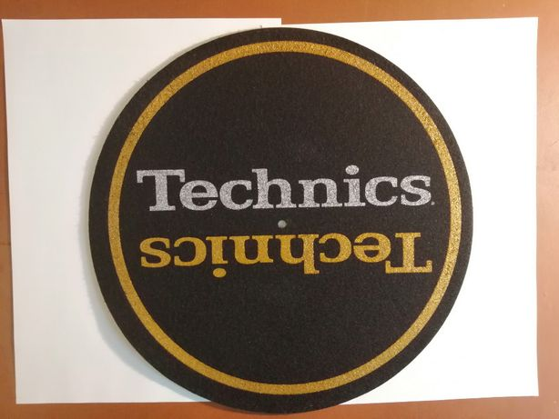 Slipmata Technics Limited Edition Champion złota