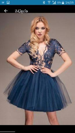 Sukienka lou granave L 40 sylwester