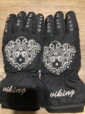 Rękawiczki narciarskie 8-11 at