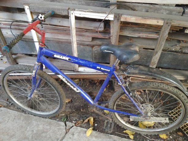 велосипед горный SHARK