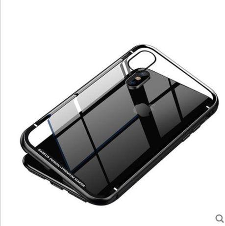 Чехол магнитный для IPhone XS Max чехол накладка
