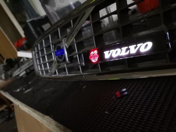 Logo Volvo Podświetlane