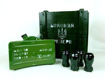 Боевой резерв, мина МОН-50, подарок солдату, военному, мужчине, парню