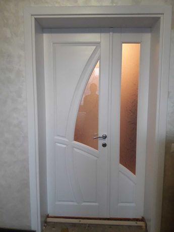 Двері з масиву (міжкімнатні та вхідні) під замовлення
