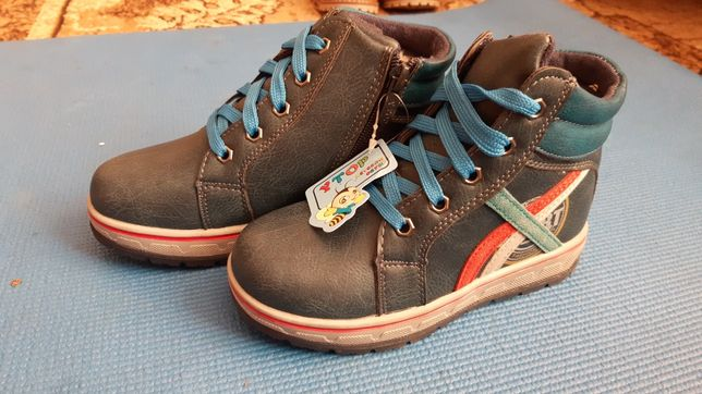 Десткие зимние ботиночки