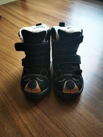 Buty dziecięce zimowe r. 23