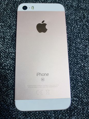 iPhone SE 32GB różowy złoty, rose gold