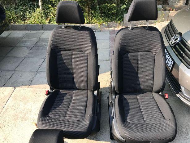 Fotele VW Passat B7  Kombi  komplet rok prod.2012