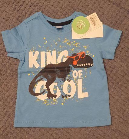 T shirt chłopięcy