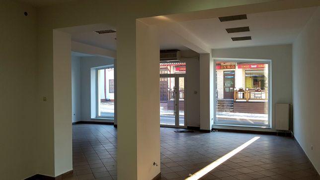 Lokal usługowo-handlowy 162 m2 do wynajęcia w centrum Gostynina