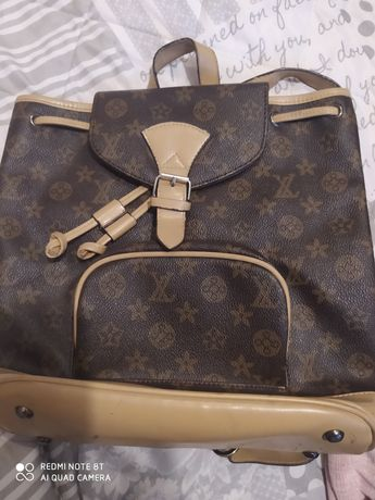 Niewielki  plecak