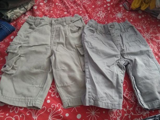 Spodnie niemowlęce rozmiar 60
