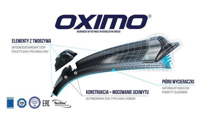 Wycieraczki pióra OXIMO Fiat Fullback Idea Linea Marea Multipla Palio
