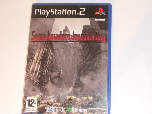 Space Invaders: Invasion Day PS2