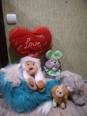 Мягкие игрушки