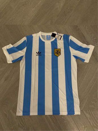 1978 -Diego Maradona 10 -Argentyna- Koszulka XL NOWA