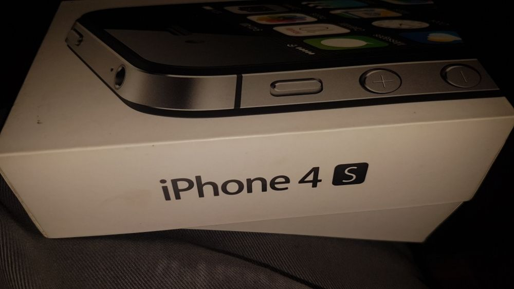 IPHONE 4s 8Gb sem bateria desbloqueado a todas as redes venda Custóias, Leça Do Balio E Guifões - imagem 1