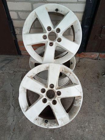 Продам диски на хонду або обмін на диски (нива уаз)