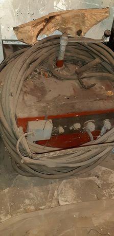 Stara spawarka transformatorowa