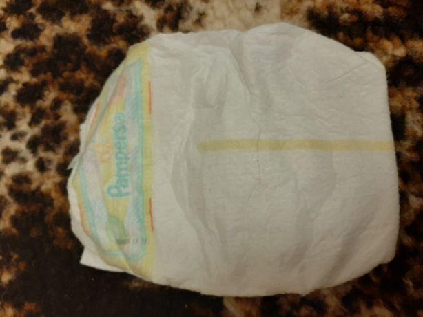 Продам подгузники Pampers Premium Care, размер 1 (поштучно)