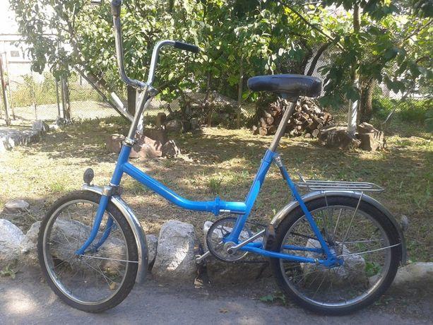 велосипед ровер Салют