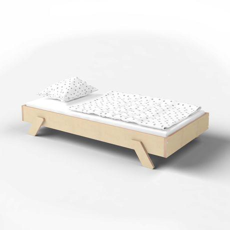 Детская кровать Монтессори, кровать для детского сада