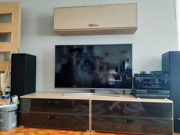 Szafka RTV 2 sztuki , witryna wiszacą