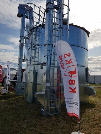 Podajnik kubełkowy PTK 50 20m Kbks Poland silos