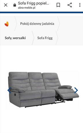 Sofa relax mega wygodna